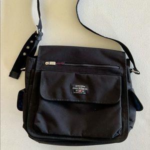 Ralph Lauren Polo Jeans Co Black Cross Body Bag